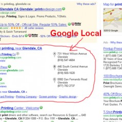 Enhancing Local SEO with Google+ Local